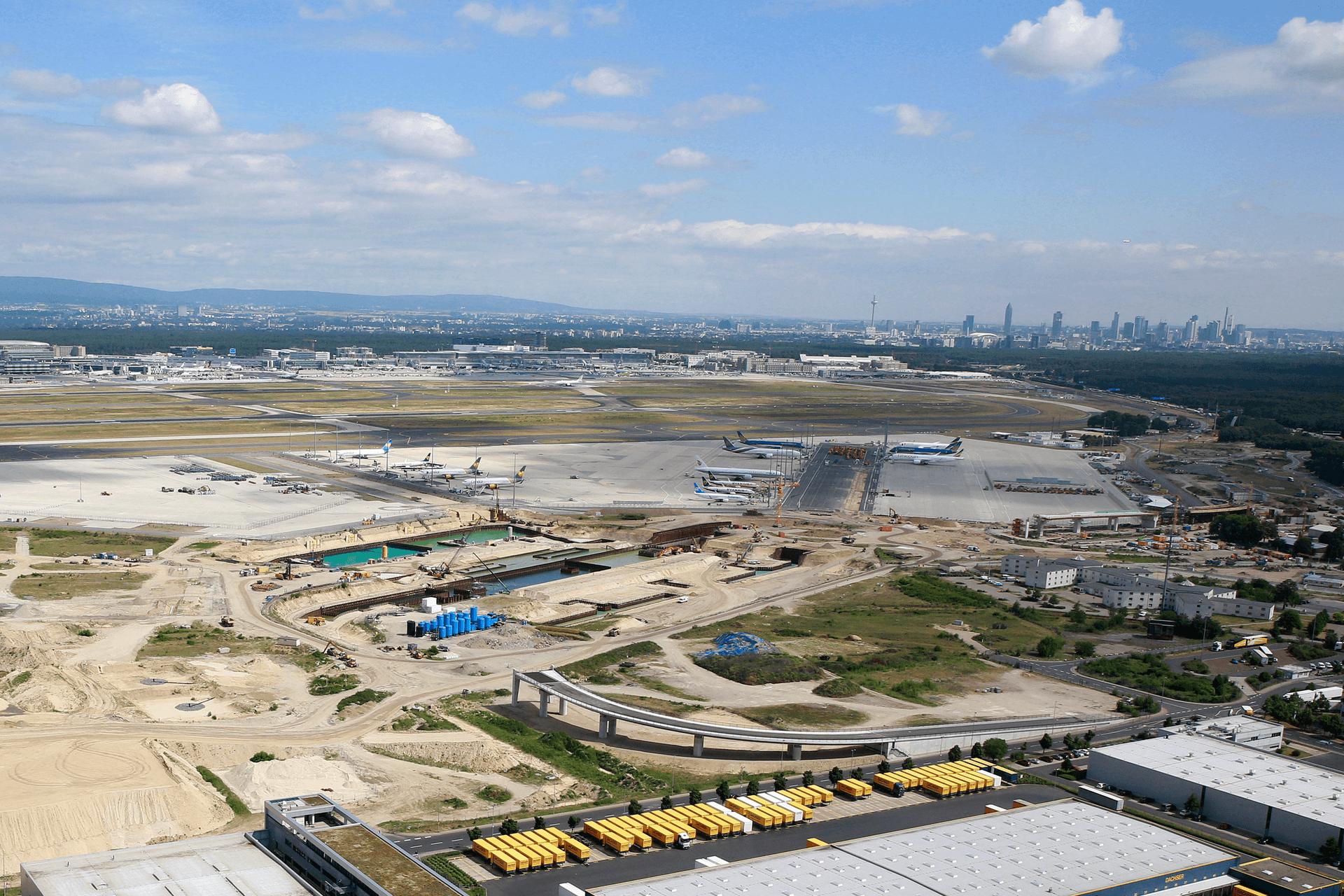 Terminal 3 Frankfurt Airport FRA