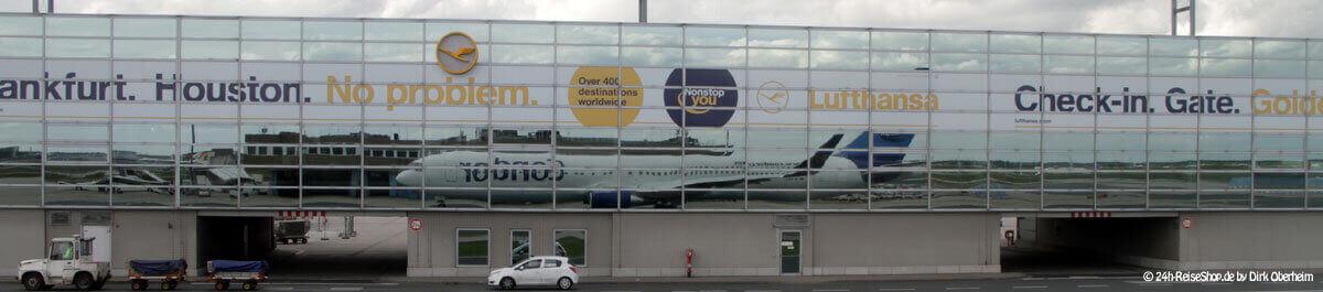 Flughafen Frankfurt am Main FRA - Rhein-Main Fraport FFM
