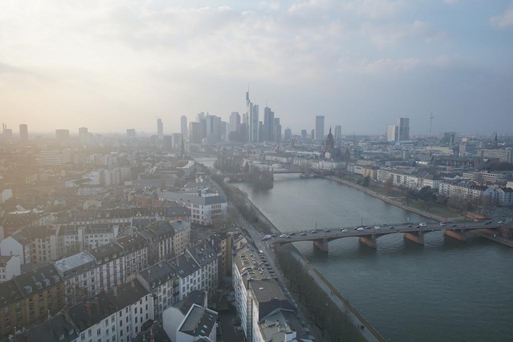 Webcam Frankfurt City Skyline
